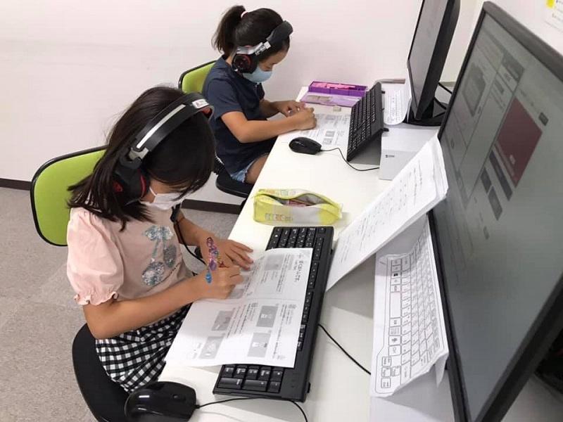 習い事付き学童クラブのインキュー英語教室
